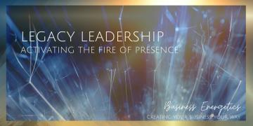 Legacy Leadership Workshop