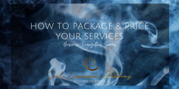 Package and Price your Services