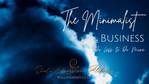 The Minimalist Business