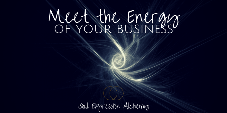 Meet the Energy of your Business
